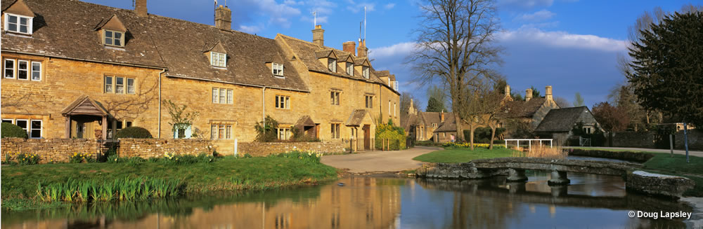 Lower Slaughter - Cotswolds