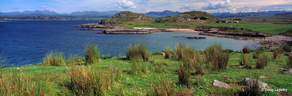 Sron Meallan a Ghamhna - Loch Ewe