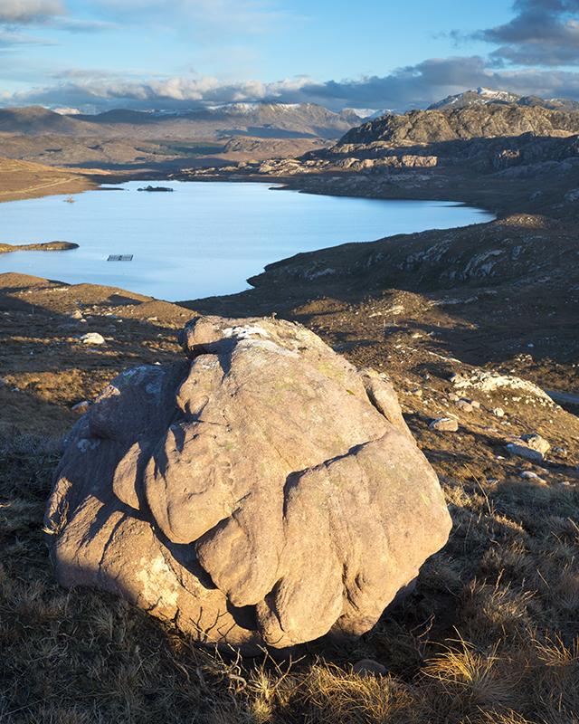 Loch Tollaidh from Meall Bhadan an Aisc 2