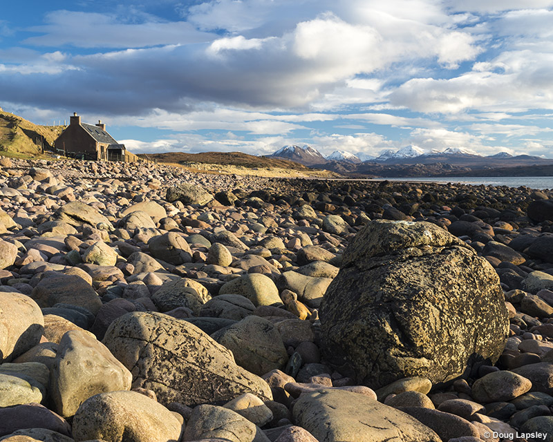Torridon from Big Sands