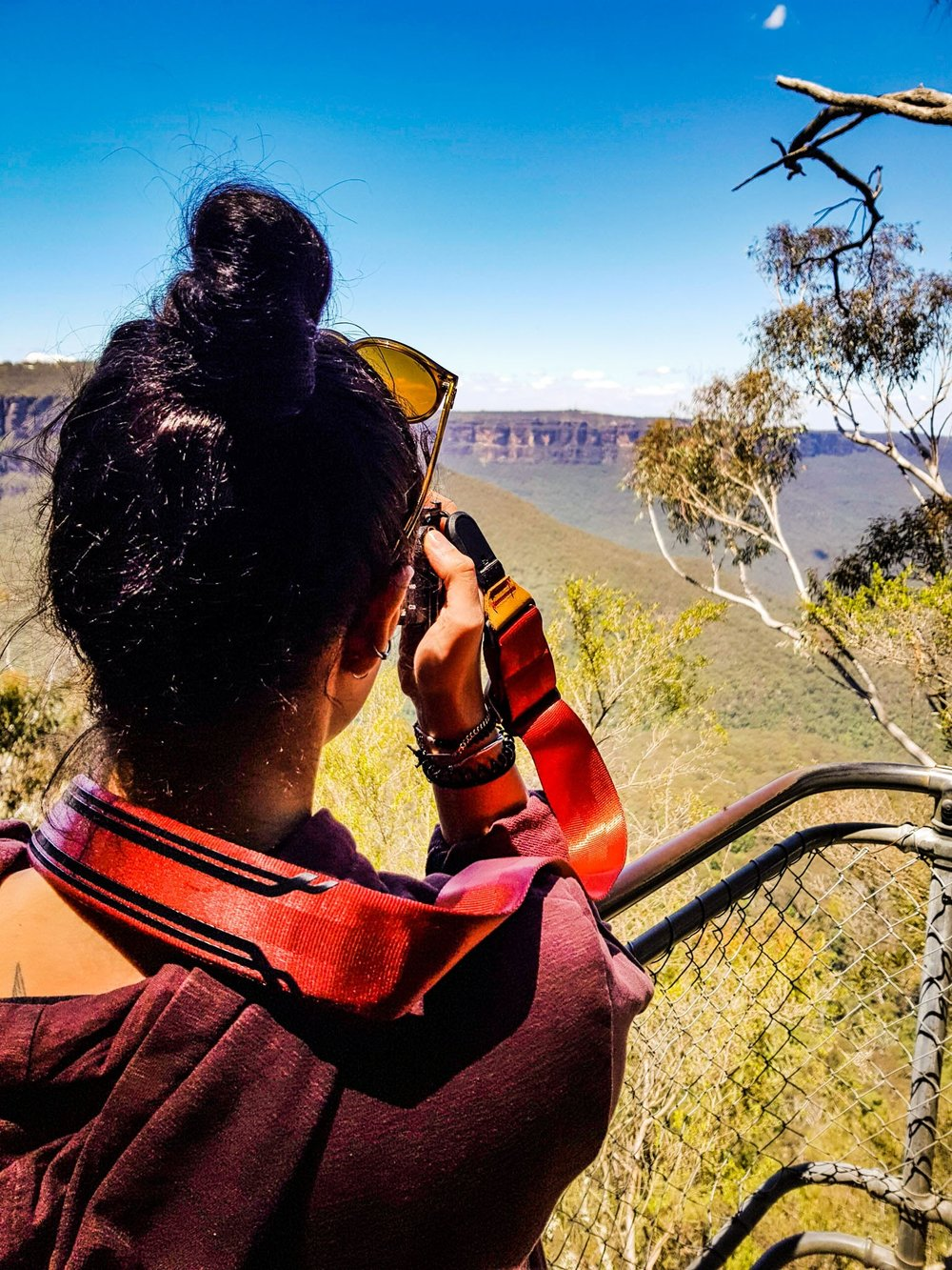 Stay tuned for the upcoming Vlog ;)  Blue Mountains National Park