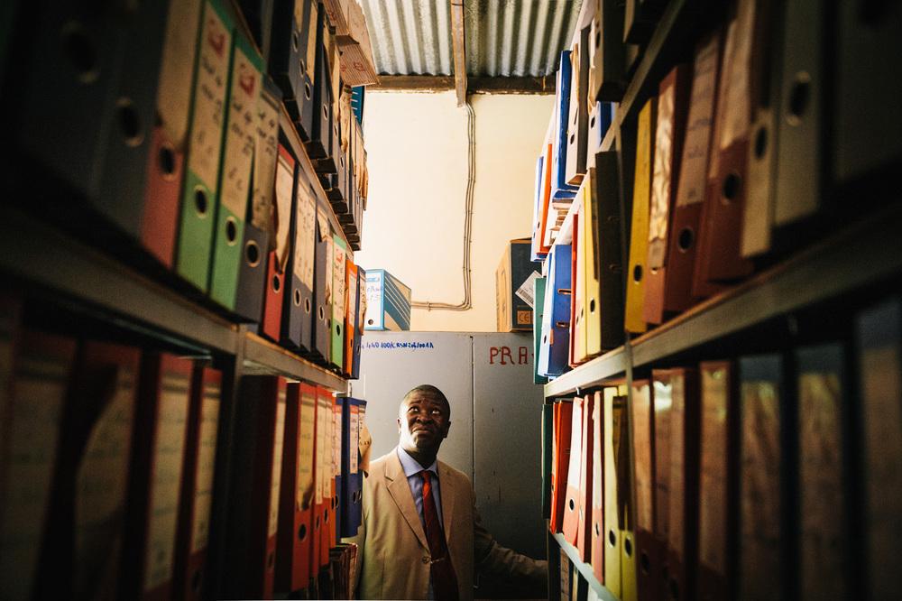 Forschung in Burkina Faso - Reportage für Volkswagen Stiftung