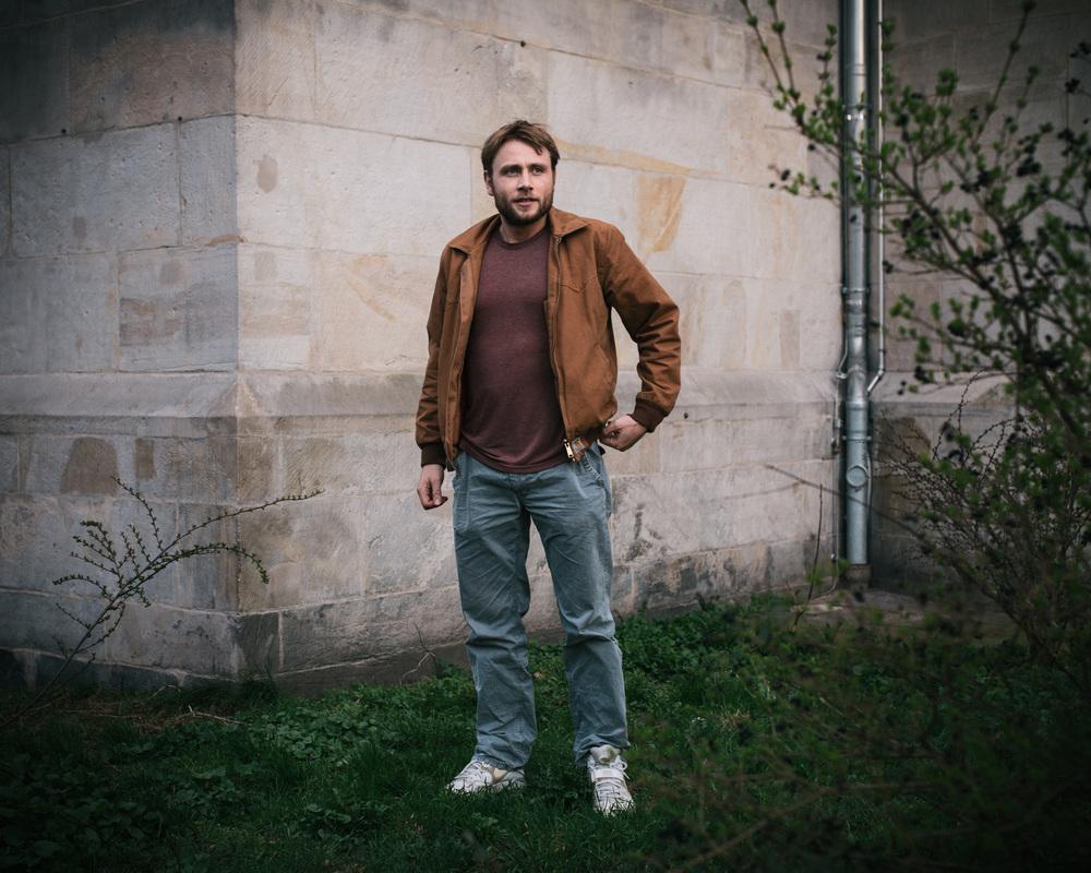 Max Riemelt - Schauspieler