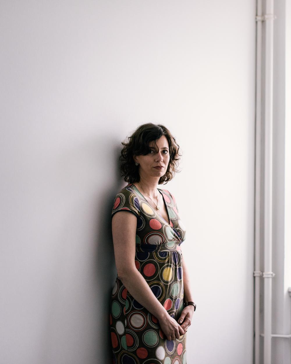 Eva Menasse - Autorin