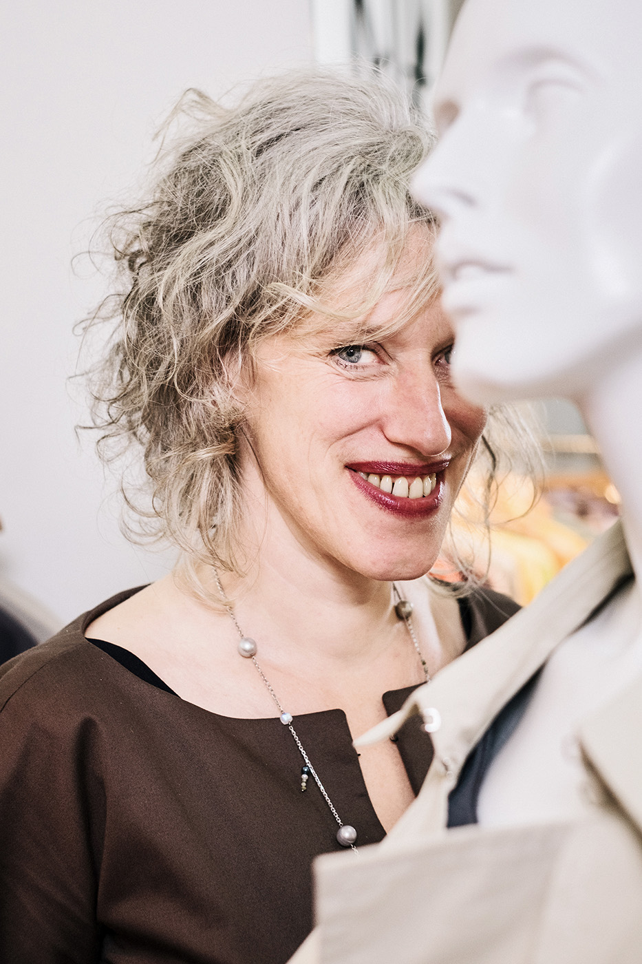Ruth Löffelholz, Modedesignerin