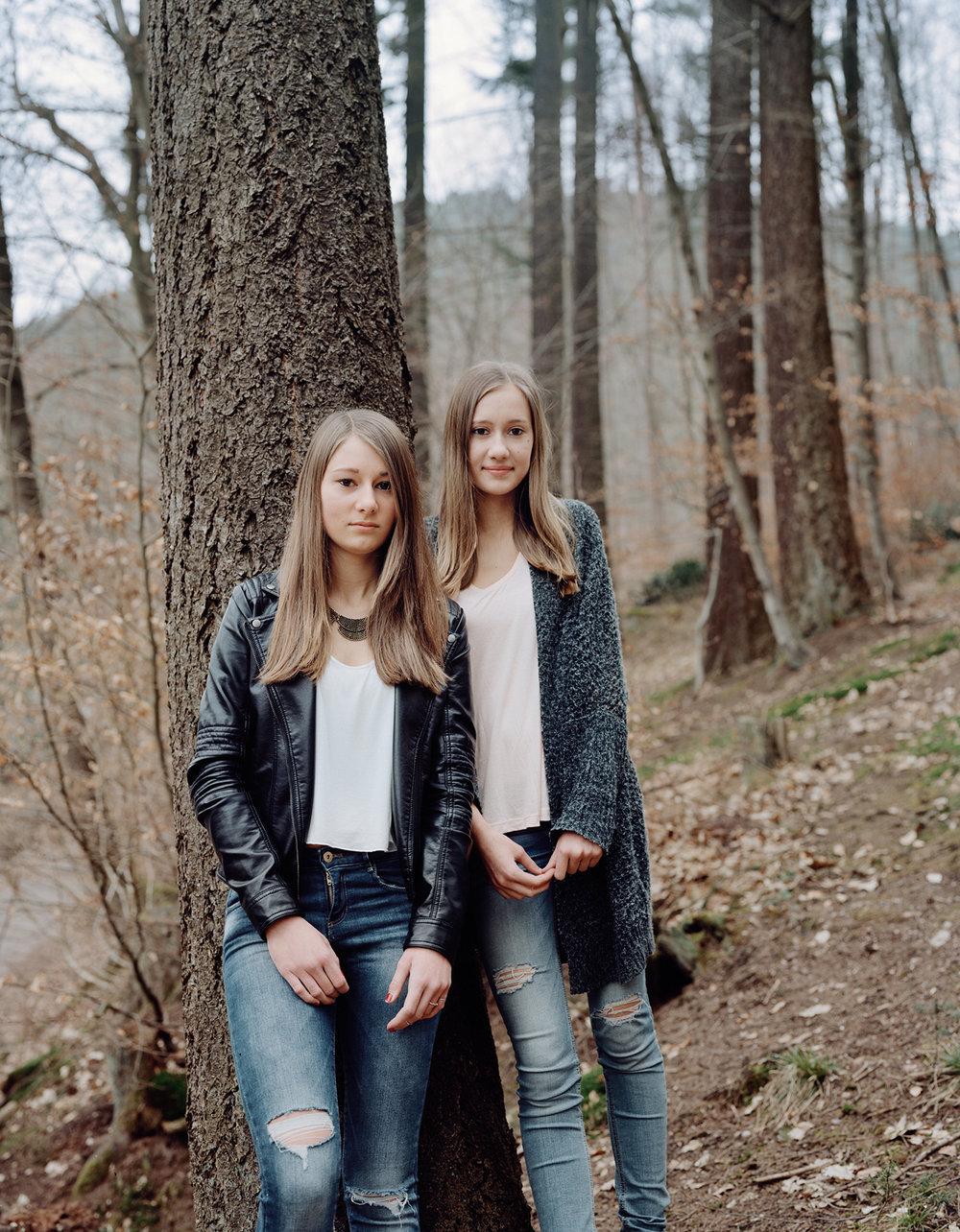 Anna und Lina