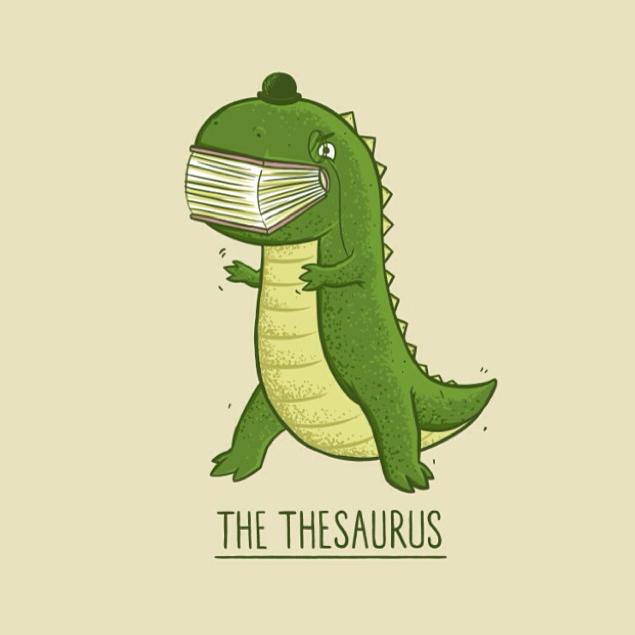 moarrrmagazine :      Thesaurus