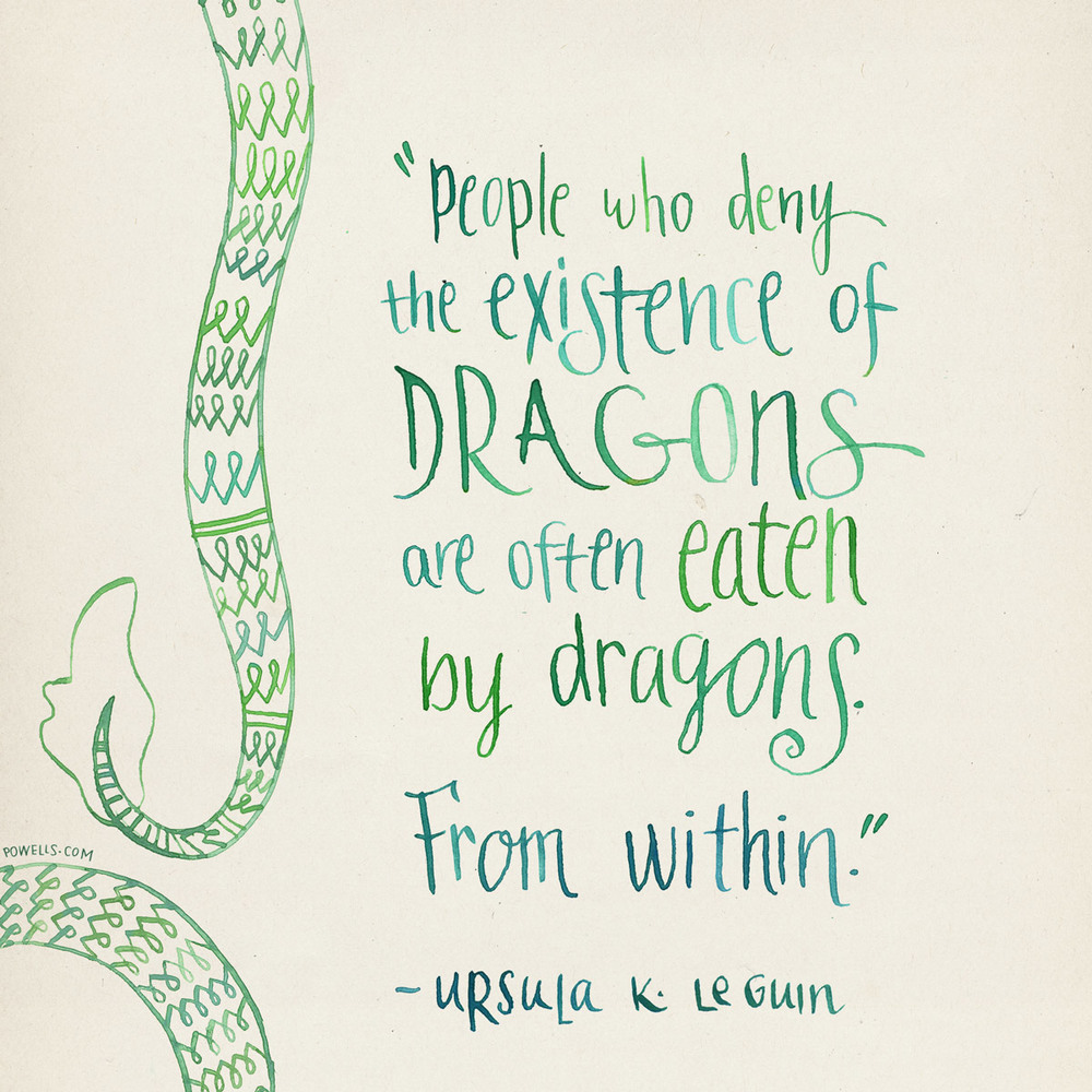 powells :      Happy birthday to Ursula K. Le Guin!