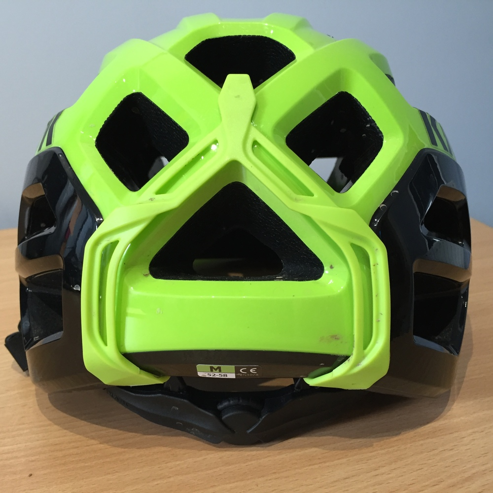 Kask Rex, goggle strap holder