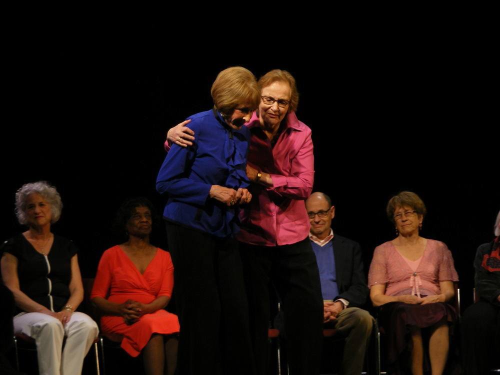 Irene and Ruth in on OnStage Performance