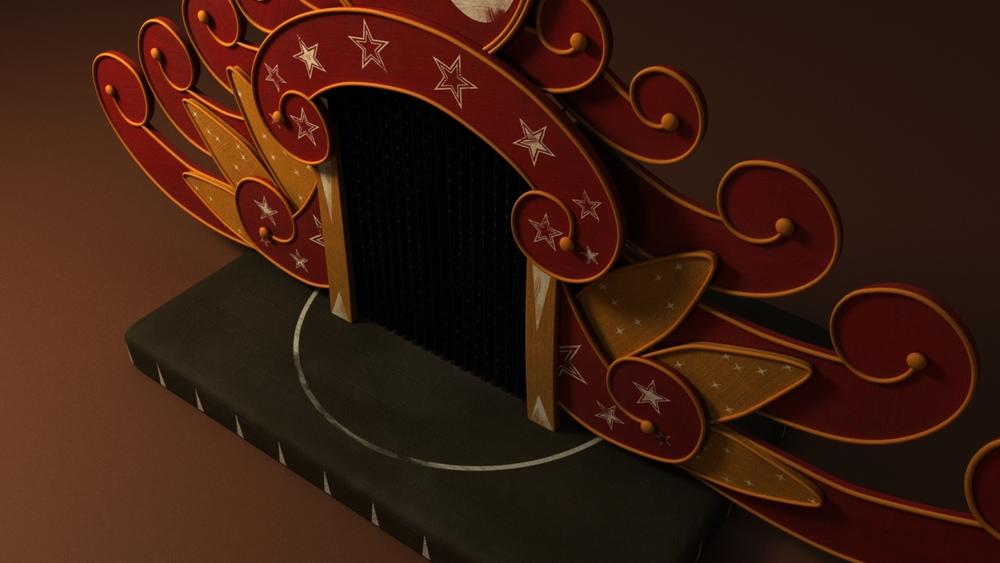 Entry Door - Circus Jam