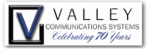 Valley Communications Systems | Celebrating 70 Years!