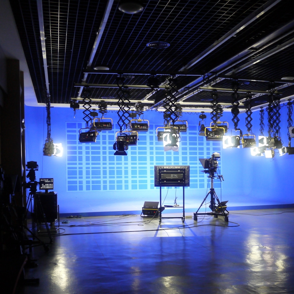 BROADCAST & PUBLIC ACCESS TV SOLUTIONS - Valley handles every aspect of studio design.