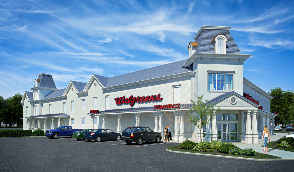 Project: Walgreens                    View: exterior 01