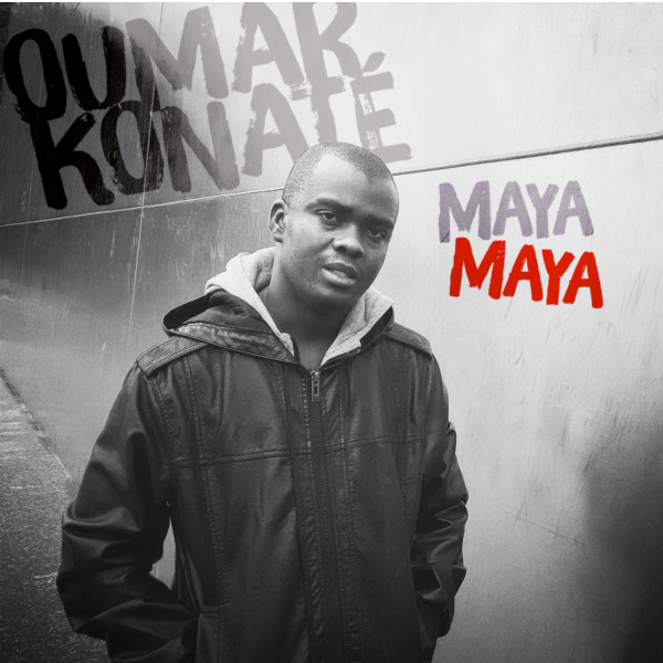 Oumar Konaté  -  Maya Maya   With his rock power trio - this 2nd album by Konaté comes from a country in turmoil. Shifting between acoustic [Wango Maben] and hard rock [Hinchi Hinchi] Konaté and band are 21st century West African millennials slammed by geopolitics, stymied by an uncertain future and shocked by fundamentalism, corruption and failed economies.    CLE014