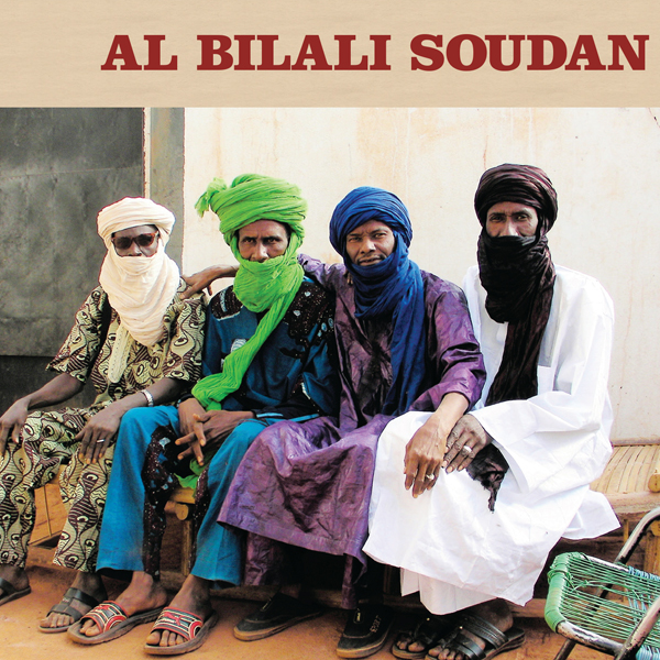 Al Bilali Soudan  -  Al Bilali Soudan   The first recording of Al Bilali Soudan from Timbuktu. The group's relaxed performance is an improvisational tour de force of traditionally based rhythms and scales.Aballow Yattara, the group's leader,is part of a well-known Tuareg griot family which has been performing for generations. Mr. Yattara began to play his three-stringed fretless instrument before he was 10 years old. Both his father, uncle and grandfather were master musicians and traditional dancers.  Mr. Yattara can be heard on many recordings such as the first cassette recordings of Ali Farka Toure, the 1970's recordings of the Orchestre de Tombouctou, and many Radio Mali broadcasts..   CLE2012001