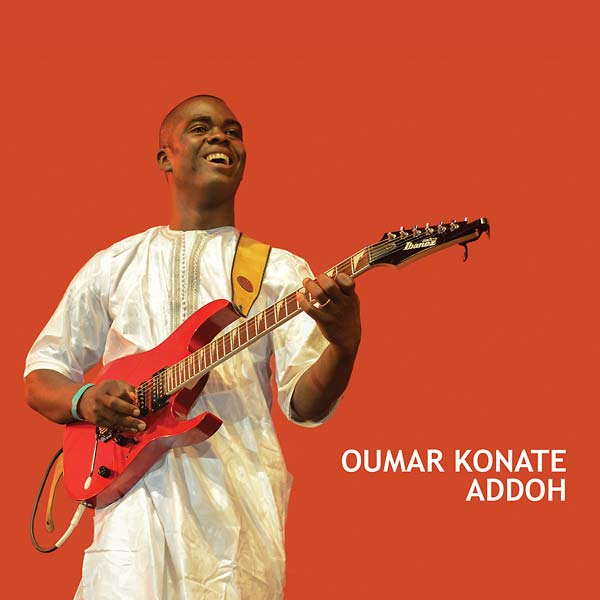 Oumar Konate  -  Addoh  marks this rocker's debut international album. Here he bridges rock and traditional compositions in an exploration of new music from Mali.   CLE009