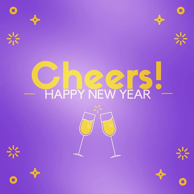 Here's to a healthy, happy, and prosperous 2018!