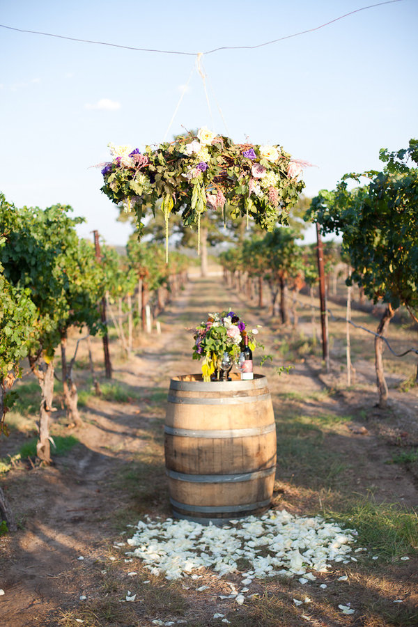 winery, petal pushers, rustic wedding, style me pretty