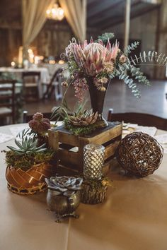 Assorted Boho Vase + Prop