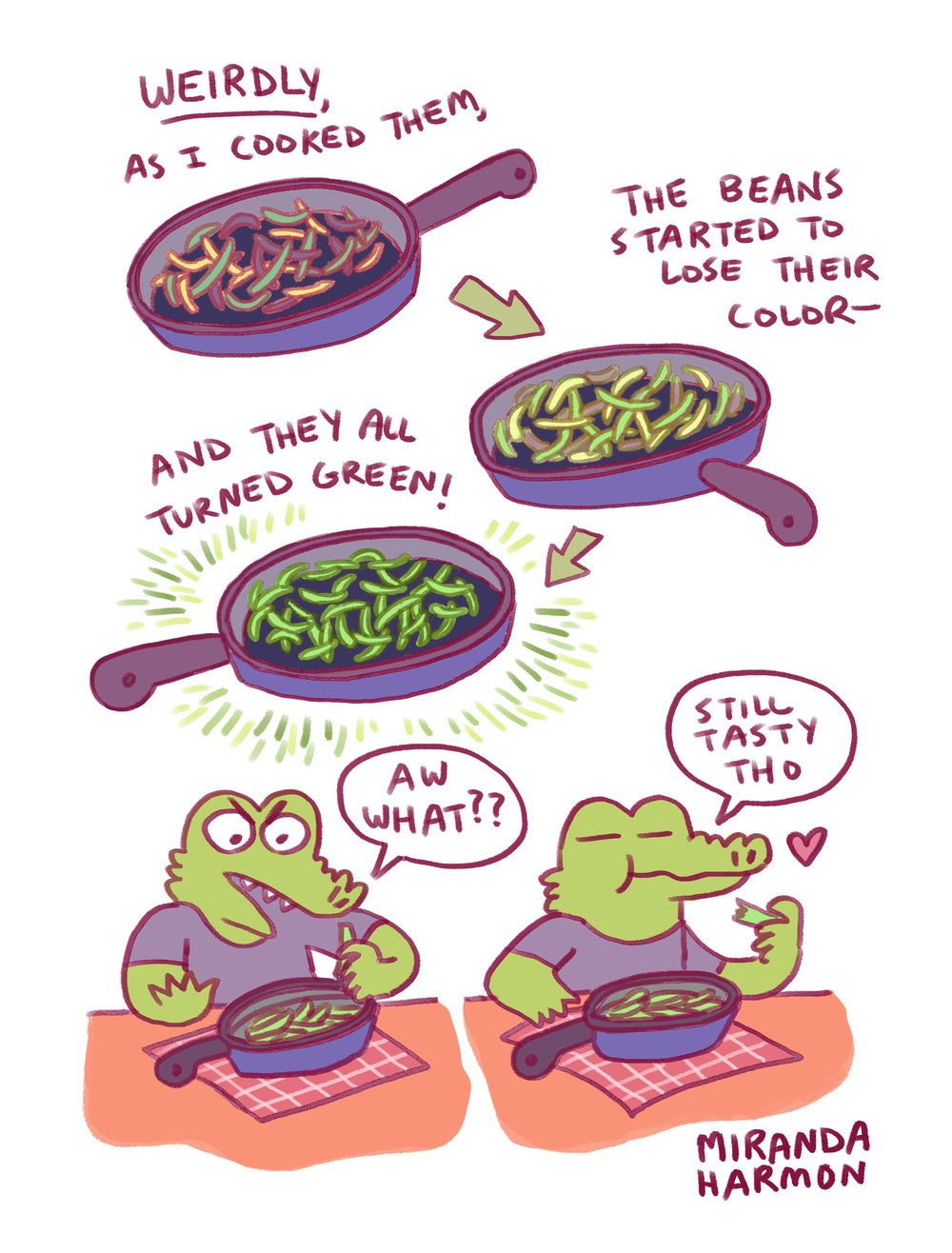 Perfect Beans 3