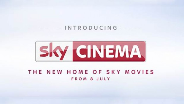 Sky Cinema trailer and ident