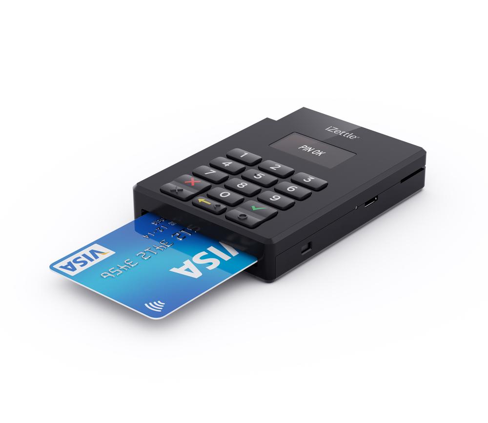 iZettle/Payleven Cardreader