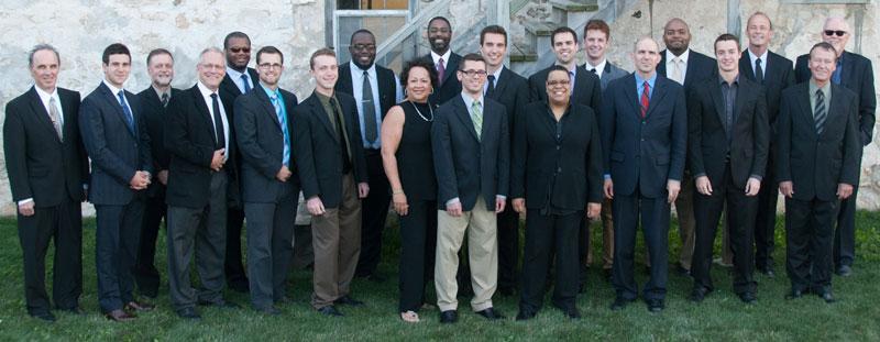 2012 Birch Creek Jazz II Faculty and TAs