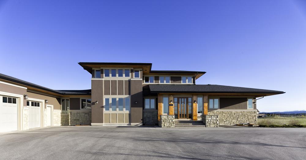 Swift Creek Prairie House