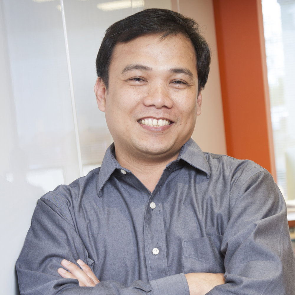 Rex Calderon, Project Technologist