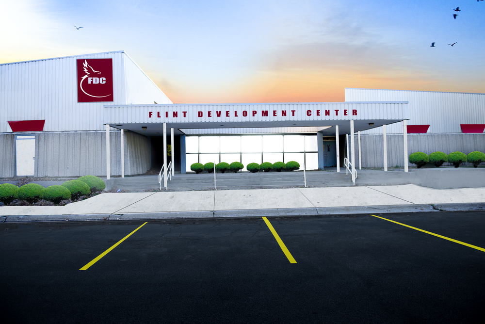 The Flint Development Center, Flint Michigan