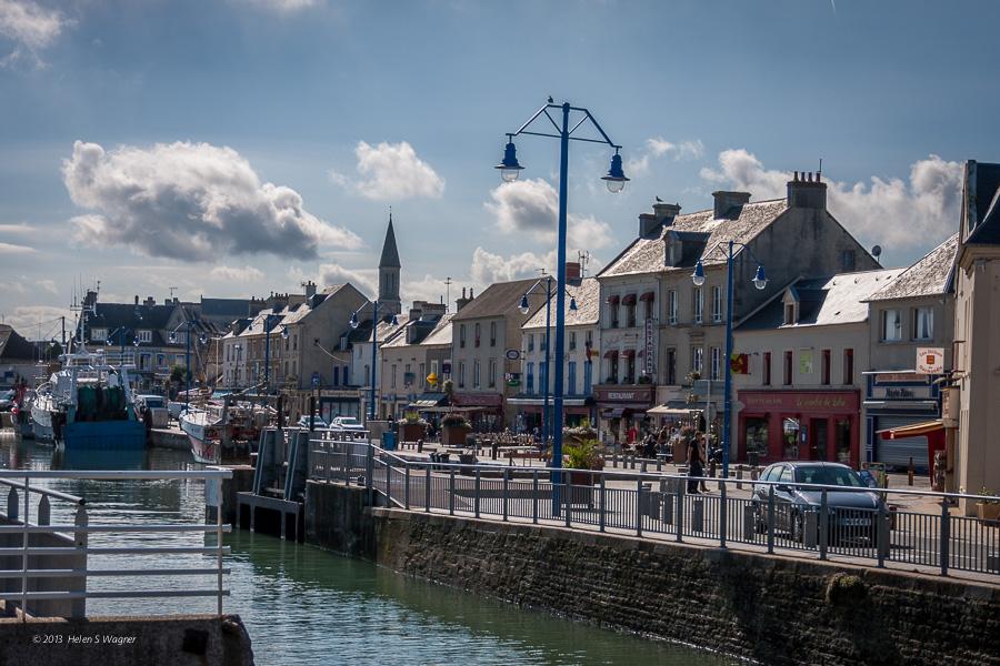 Port-en-Bessain-Huppain  Normandy, France