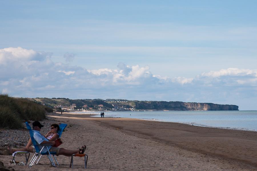 Omaha Beach, Utah Beach  Normandy, France