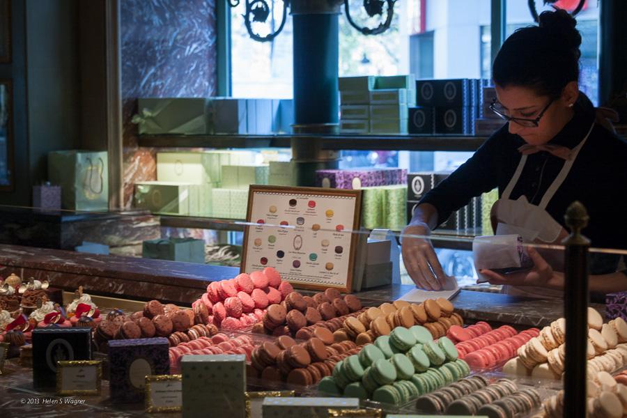 Macroons at La Durée    Paris, France