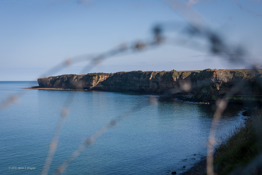 Pointe du Hoc  Normandy, France