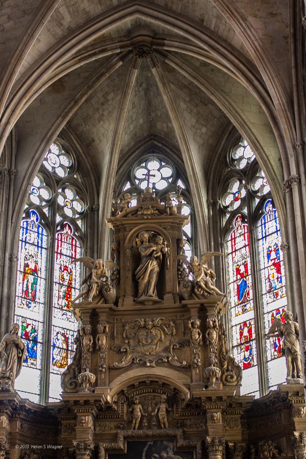 Cathédrale Notre-Dame de Rouen  Rouen, France