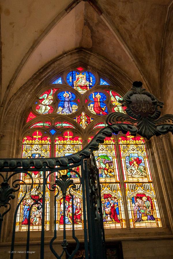 Cathédrale Notre-Dame de Bayeux  Bayeux, France