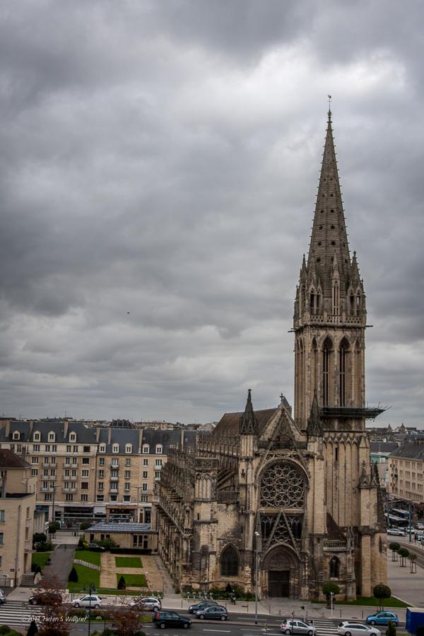 Église Saint-Pierre  Caen, France