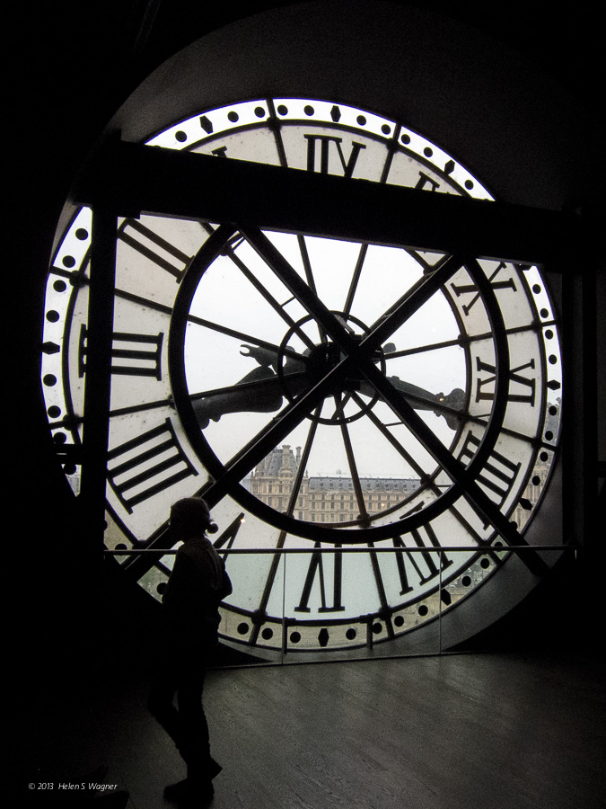 Museé d'Orsay  Paris, France