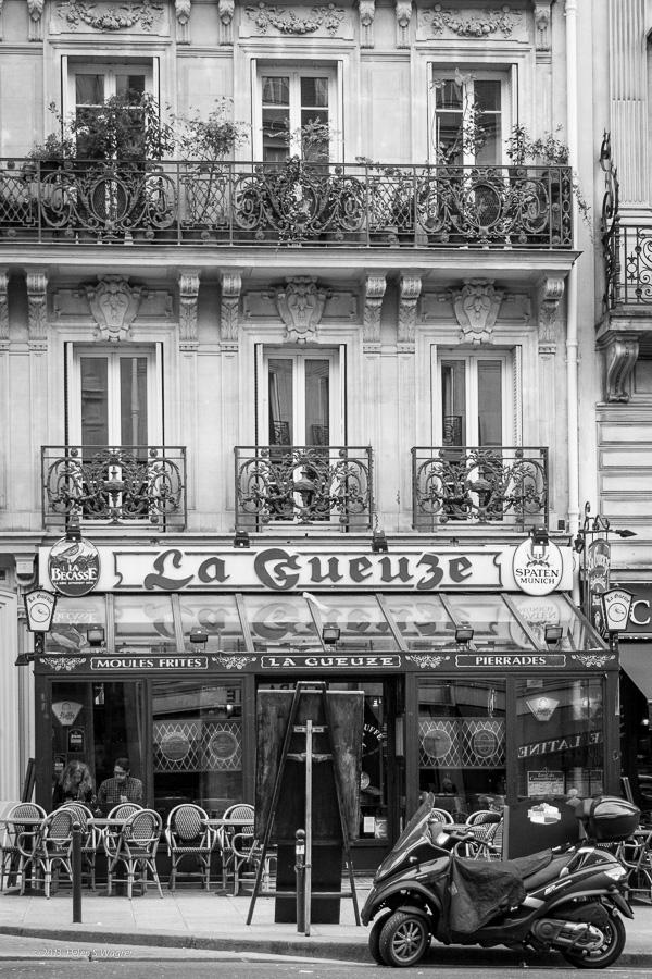 Rue Soufflot  Paris, France