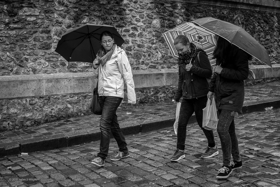 Montmartre  Paris, France
