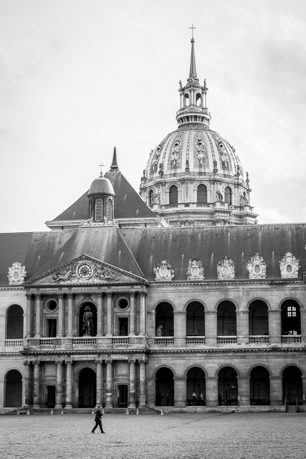Les Invalides  Paris, France