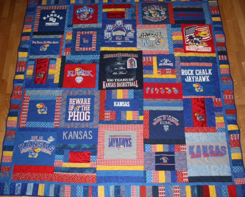 T Shirt Quilt Gallery Jane Haworth