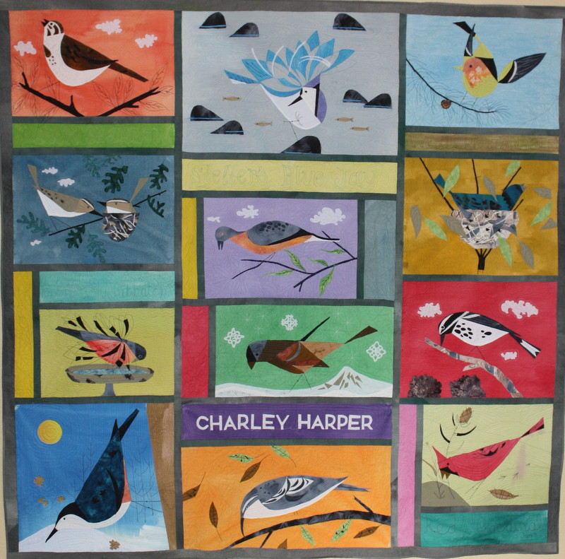 Tribute to Charley Harper