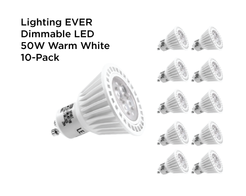 I love the look of these bulbs and I'm all for the energy efficiency! Also available for purchase on Amazon.