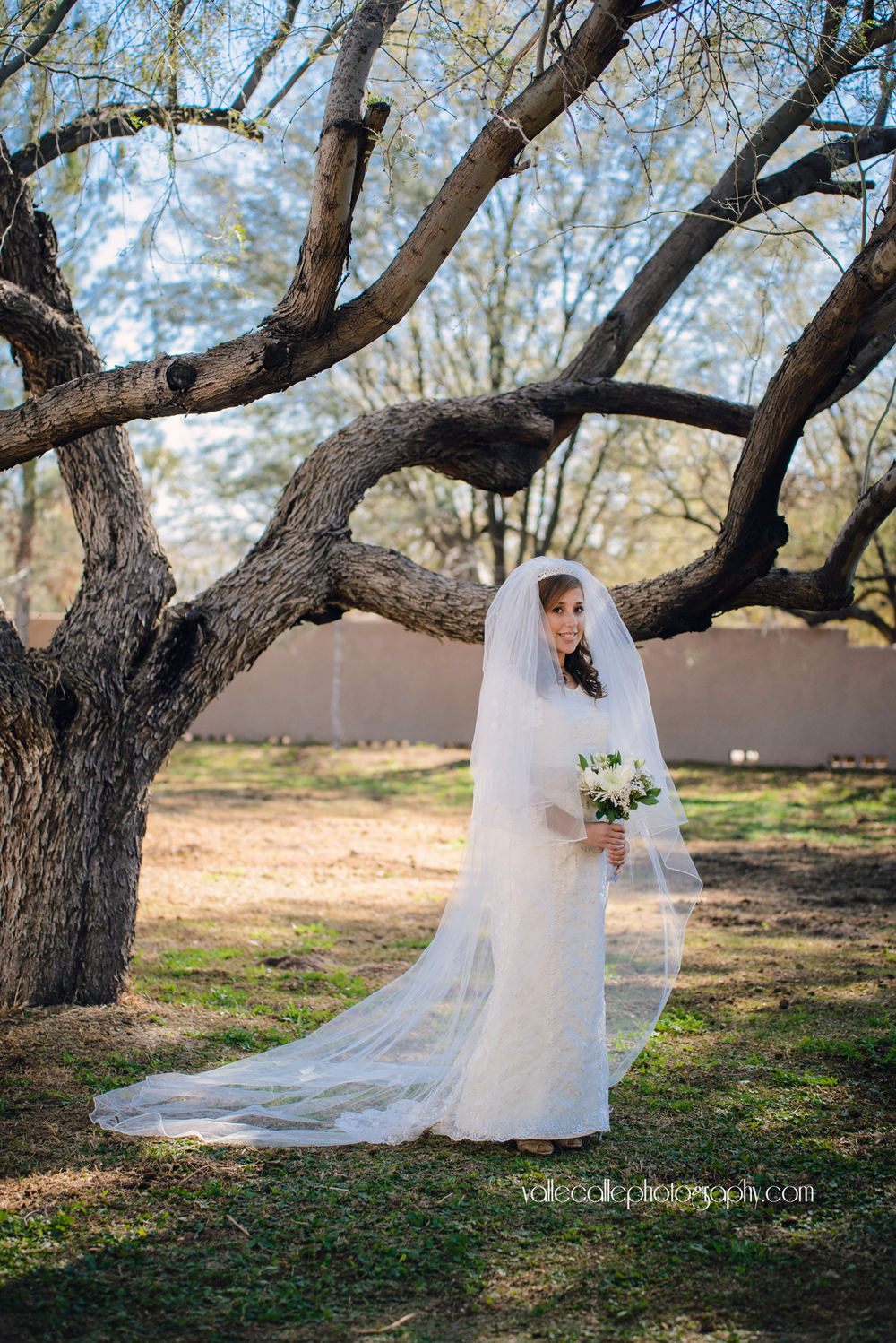 Beautiful Jewish bride in Tucson, AZ