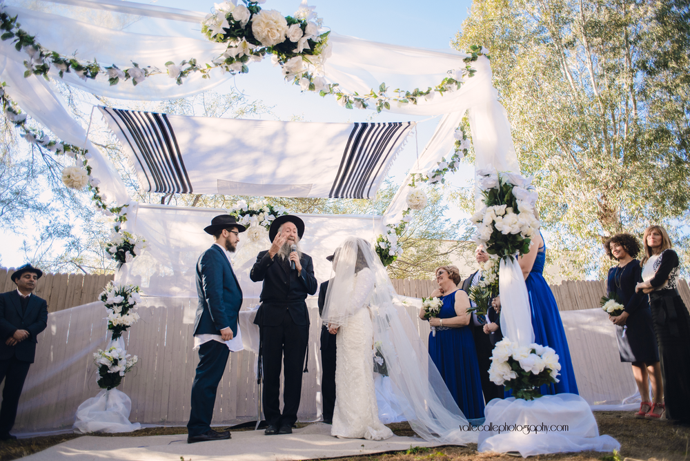 rabbi ceremony