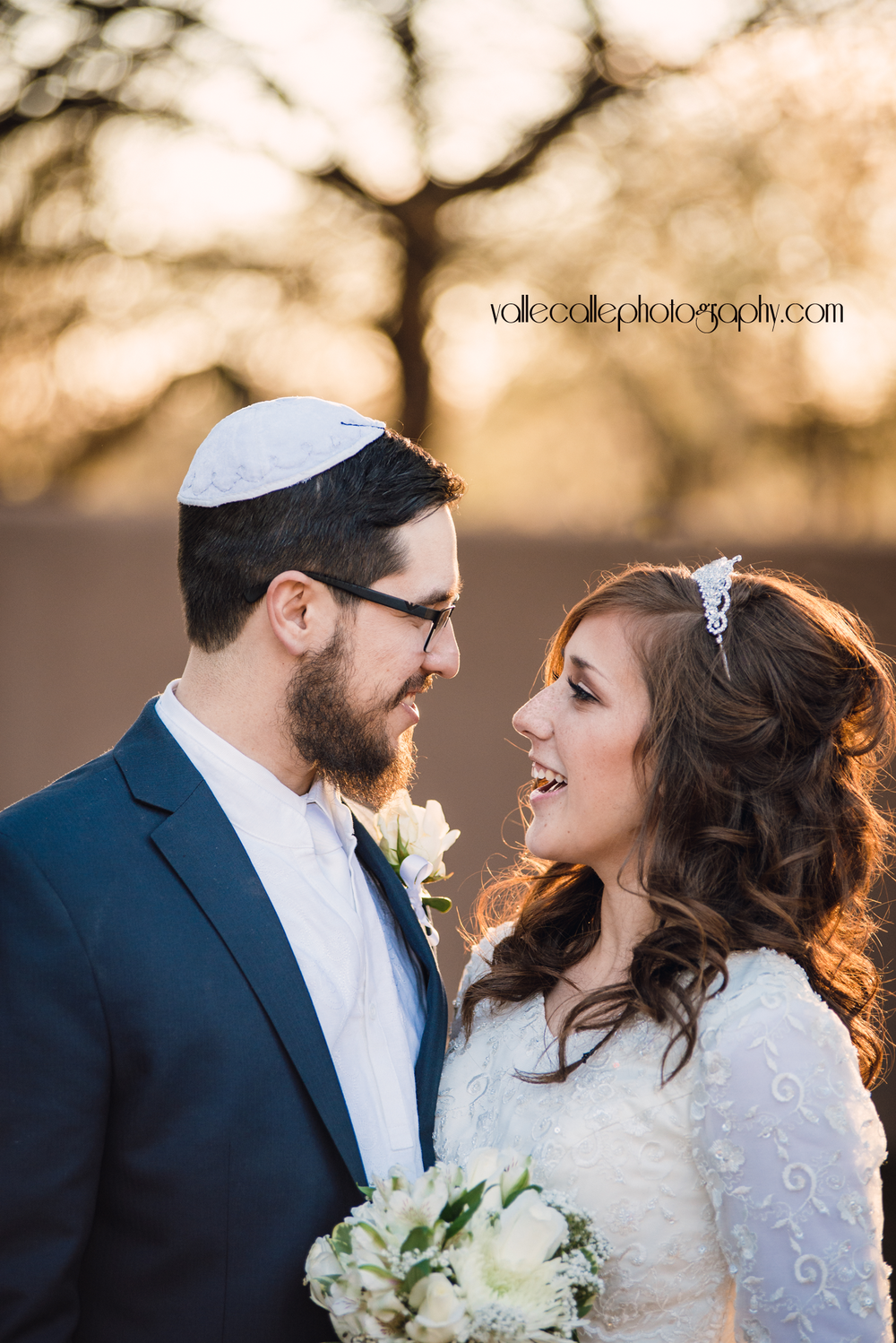 Tucson Jewish Wedding session
