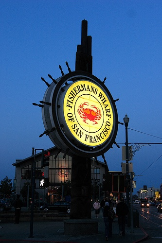 San Francisco, Fisherman's Wharf   by   Apricot Cafe   on   Flickr