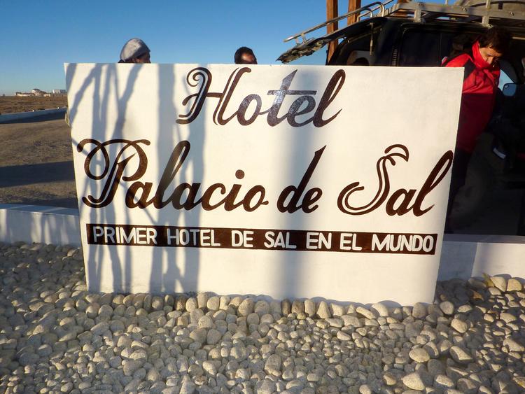 REVIEW: EL PALACIO DE SAL